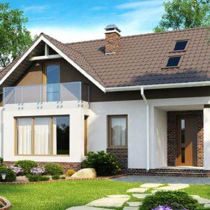 Фото 11 - Z128 - Функциональный и уютный дом с дневной зоной, расположенной со стороны входа.