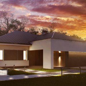 Фото 10 - Z158 - Комфортный элегантный дом с тремя спальнями и выступающим фронтальным гаражом.