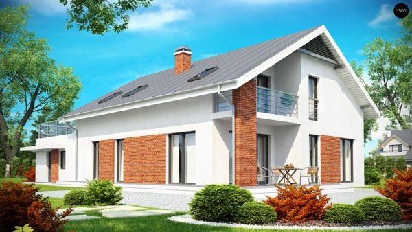 Фото 2 - Z161 - Просторный и комфортный дом со встроенным гаражом и двумя спальнями на первом этаже.