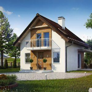 Фото 14 - Z264 - Компактный, аккуратный и стильный дом с двумя спальнями.
