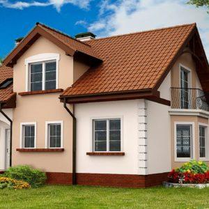 Фото 22 - Z28 - Элегантный дом с мансардой, эркером и балконом над ним.