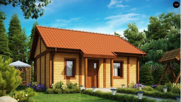 Фото 2 - Z42 - Маленький одноэтажный дом, оснащенный всем необходимым для круглогодичного проживания.