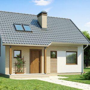 Фото 28 - Z71 - Практичный функциональный дом, недорогой в строительстве и эксплуатации.