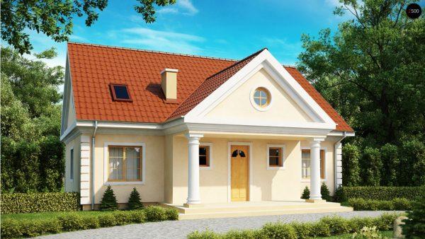 Фото 2 - Z9 - Аккуратный дом с мансардой и дополнительной спальней на первом этаже.