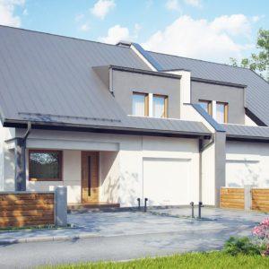 Фото 3 - Zb15 - Проект домов близнецов для двух дружественных семей.