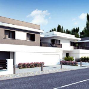 Фото 3 - Zb27 - Современный двухсемейный дом с отдельными входами.