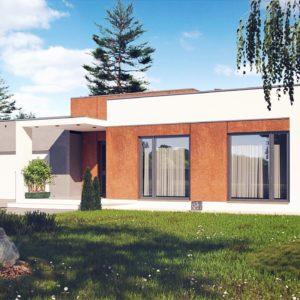 Фото 16 - Zx104 - Комфортный современный дом со светлым и уютным интерьером.