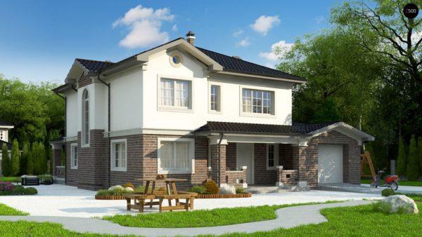 Фото 2 - Zz2 L - Элегантный двухэтажный дом с гаражом, с 5 спальнями.