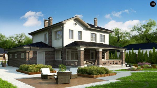 Фото 3 - Zz2 L - Элегантный двухэтажный дом с гаражом, с 5 спальнями.