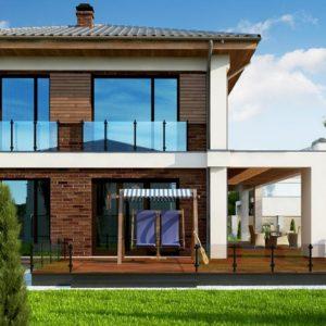 Проекты многоэтажных домов