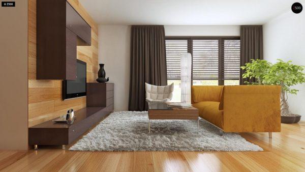 Фото 5 - Z101 - Небольшой дом с дополнительной комнатой на первом этаже, большим хозяйственным помещением и эркером в столовой.