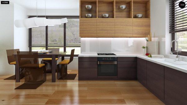 Фото 7 - Z101 - Небольшой дом с дополнительной комнатой на первом этаже, большим хозяйственным помещением и эркером в столовой.