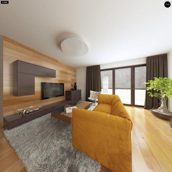 Фото 8 - Z101 - Небольшой дом с дополнительной комнатой на первом этаже, большим хозяйственным помещением и эркером в столовой.