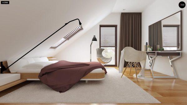 Фото 10 - Z101 - Небольшой дом с дополнительной комнатой на первом этаже, большим хозяйственным помещением и эркером в столовой.
