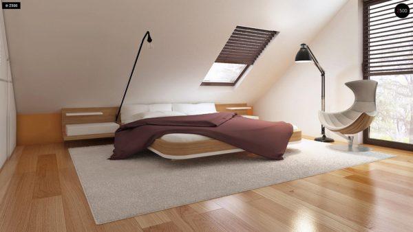 Фото 11 - Z101 - Небольшой дом с дополнительной комнатой на первом этаже, большим хозяйственным помещением и эркером в столовой.