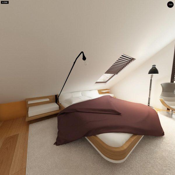 Фото 12 - Z101 - Небольшой дом с дополнительной комнатой на первом этаже, большим хозяйственным помещением и эркером в столовой.