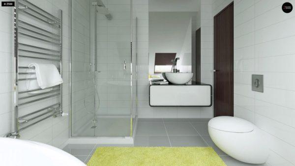Фото 14 - Z101 - Небольшой дом с дополнительной комнатой на первом этаже, большим хозяйственным помещением и эркером в столовой.