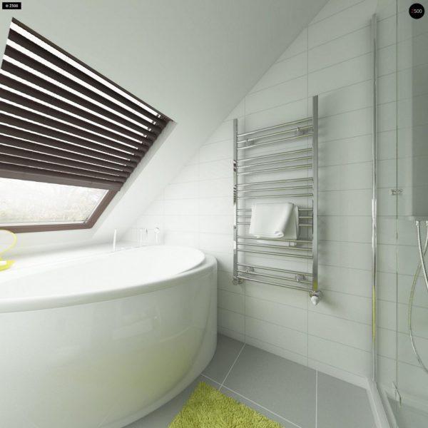 Фото 15 - Z101 - Небольшой дом с дополнительной комнатой на первом этаже, большим хозяйственным помещением и эркером в столовой.