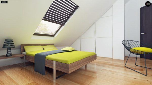 Фото 19 - Z101 - Небольшой дом с дополнительной комнатой на первом этаже, большим хозяйственным помещением и эркером в столовой.