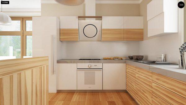 Фото 8 - Z106 - Проект традиционного дома с возможностью адаптации чердачного помещения.