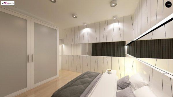 Фото 7 - Z151 - Функциональный компактный дом интересного дизайна.