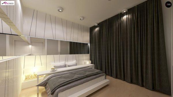 Фото 8 - Z151 - Функциональный компактный дом интересного дизайна.
