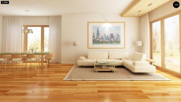 Фото 5 - Z158 - Комфортный элегантный дом с тремя спальнями и выступающим фронтальным гаражом.