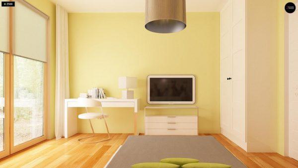 Фото 11 - Z158 - Комфортный элегантный дом с тремя спальнями и выступающим фронтальным гаражом.