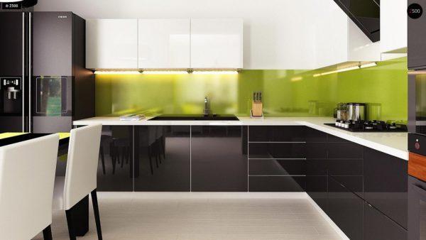 Фото 8 - Z174 - Компактный и удобный дом традиционной формы, подходящий, также, для узкого участка.