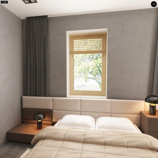 Фото 24 - Z200 k - Вариант проекта Z200 с кирпичной облицовкой фасадов.