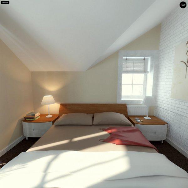 Фото 16 - Z3 - Компактный дом с мансардой с камином на террасе.