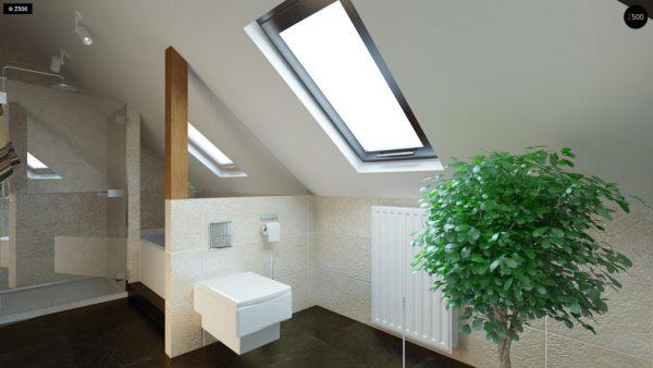 Фото 19 - Z3 - Компактный дом с мансардой с камином на террасе.