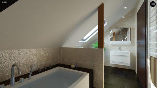 Фото 20 - Z3 - Компактный дом с мансардой с камином на террасе.