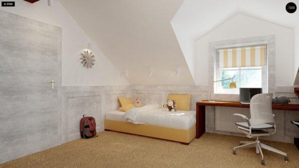 Фото 24 - Z3 - Компактный дом с мансардой с камином на террасе.