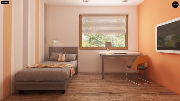 Фото 8 - Z41 - Выгодный небольшой одноэтажный дом с тремя спальнями.