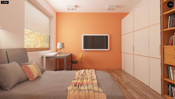 Фото 9 - Z41 - Выгодный небольшой одноэтажный дом с тремя спальнями.
