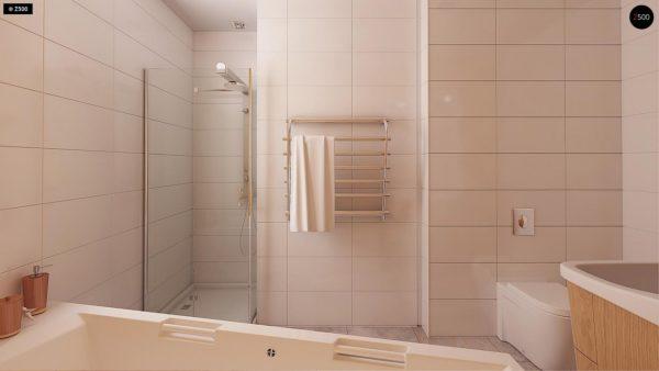 Фото 11 - Z41 - Выгодный небольшой одноэтажный дом с тремя спальнями.