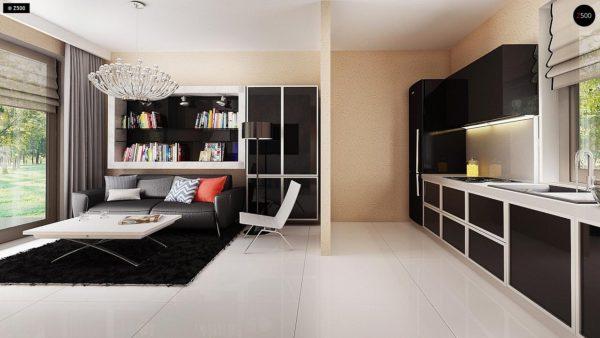 Фото 6 - Z42 - Маленький одноэтажный дом, оснащенный всем необходимым для круглогодичного проживания.