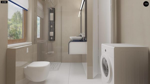 Фото 10 - Z42 - Маленький одноэтажный дом, оснащенный всем необходимым для круглогодичного проживания.