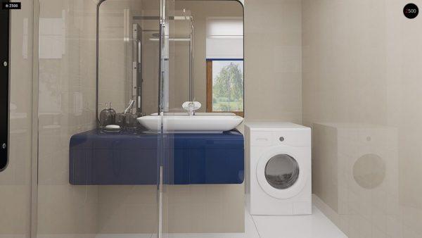 Фото 11 - Z42 - Маленький одноэтажный дом, оснащенный всем необходимым для круглогодичного проживания.