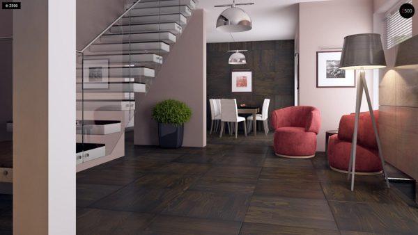 Фото 4 - Z66 - Проект комфортного и выгодного дома.