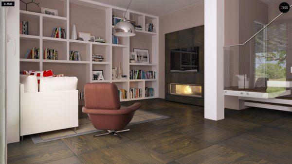 Фото 6 - Z66 - Проект комфортного и выгодного дома.