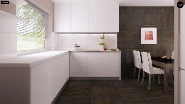 Фото 7 - Z66 - Проект комфортного и выгодного дома.