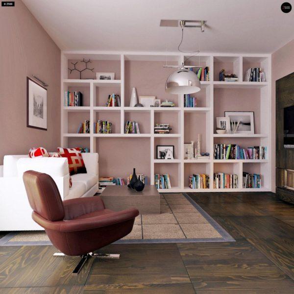 Фото 8 - Z66 - Проект комфортного и выгодного дома.