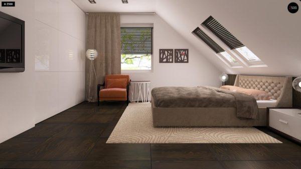 Фото 10 - Z66 - Проект комфортного и выгодного дома.