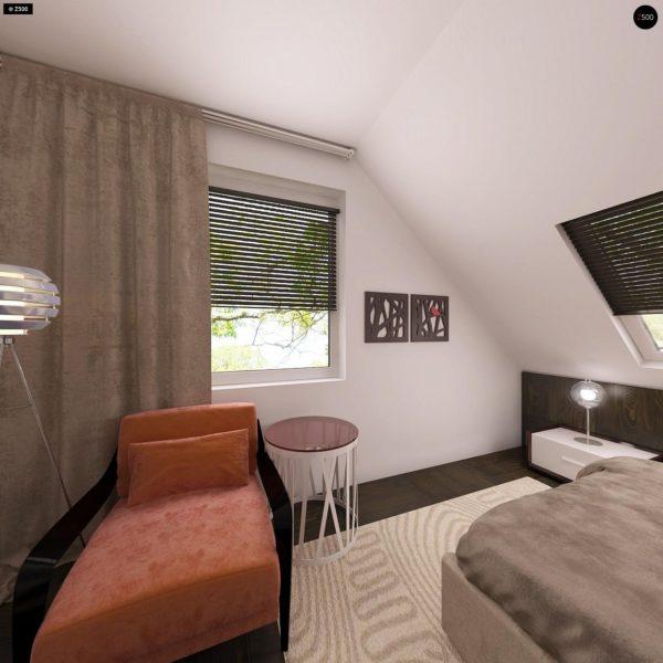Фото 11 - Z66 - Проект комфортного и выгодного дома.