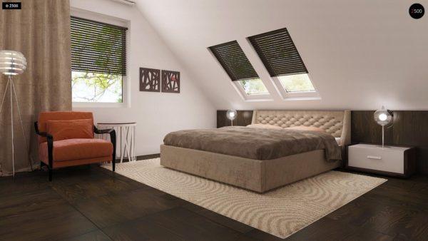 Фото 12 - Z66 - Проект комфортного и выгодного дома.
