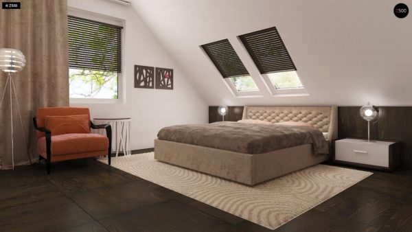 Фото 9 - Z66 - Проект комфортного и выгодного дома.