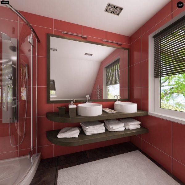 Фото 13 - Z66 - Проект комфортного и выгодного дома.