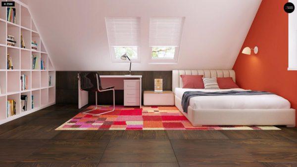 Фото 18 - Z66 - Проект комфортного и выгодного дома.